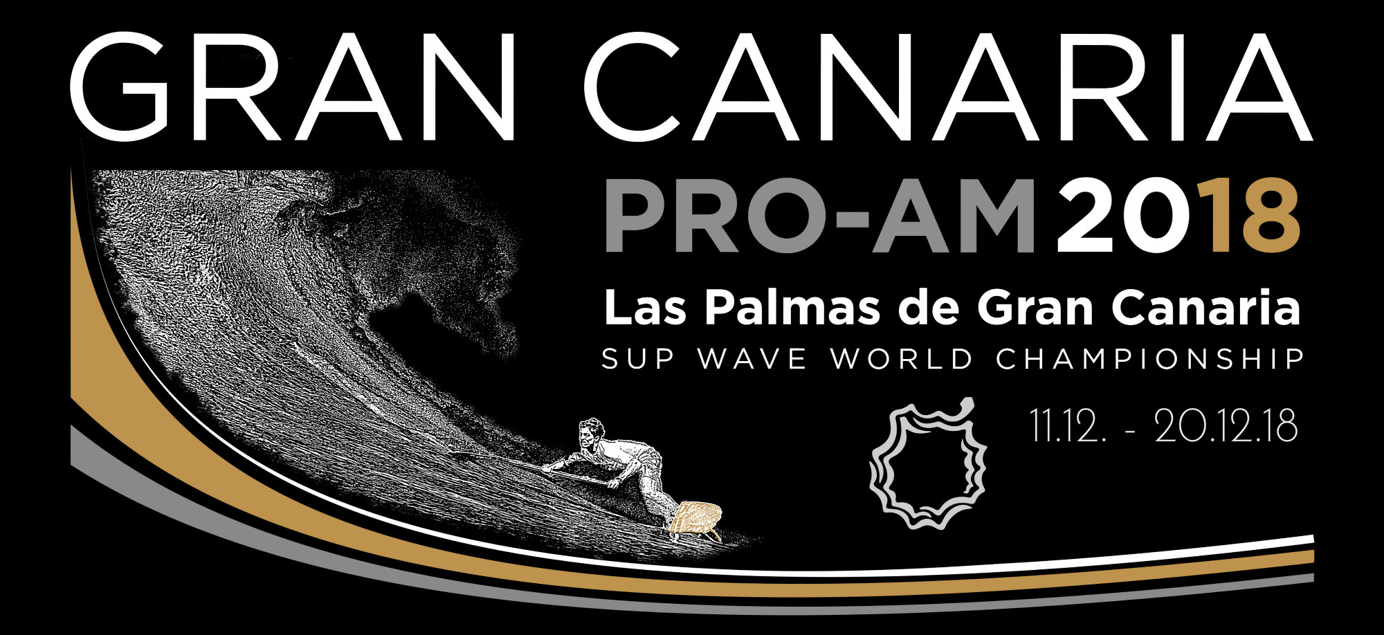 Gran Canaria pro am Dunkerbeck SUP Challenge