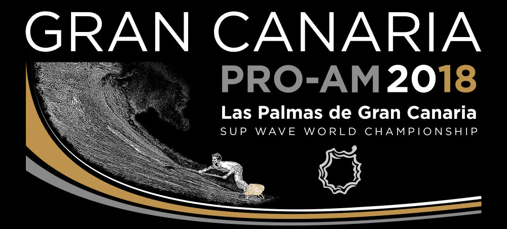 Gran Canaria Pro-AM 2018 SUP wave world championship